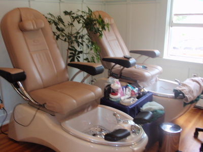Body Sense pedicure chairs