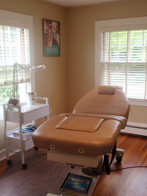 Body Sense treatment room