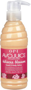 OPI Hibiscus Blossom Avojuice Skin Quenchers