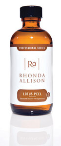Rhonda Allison Cosmeceuticals Flower Acid Peel, Lotus Peel and Phytic Pyruvic Solution