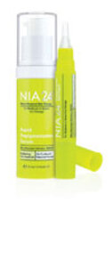 Nia 24 Rapid Depigmentation Serum and Depigmentation Spot Repair
