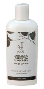 Jade Spa Jadience Anti-Aging Green Tea Sunscreen SPF 30 Lotion
