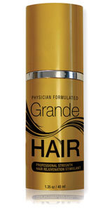 Grande Hair Professional Strength Hair Rejuvenation Stimulant