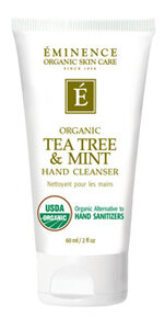 Eminence Organic Skin Care Organic Tea Tree & Mint Hand Cleanser