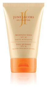 June Jacobs Spa Collections Micronized Sheer SPF 30
