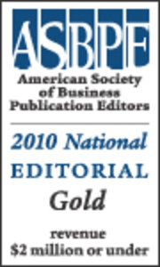 ASBPE National Editorial Gold