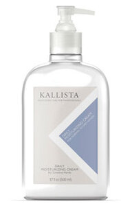 Kallista Daily Moisturizing Cream for Creative Hands
