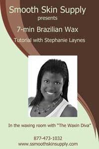Smooth Skin Supply The 7-Minute Brazilian Wax Tutorial