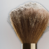spa makeup brush