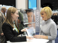 buyer and seller at America's Expo 2008