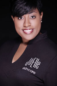 JoElle Lyons-Lee, esthetician for Michelle Obama