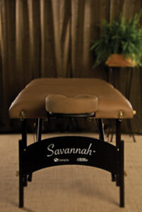 Massage Warehouse/EarthLite Savannah eco-friendly portable massage table