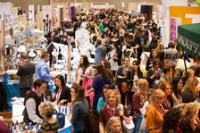 The crowd was amazing at Face & Body Spa Conference & Expo!