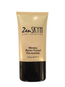 Mineral Photo Touch Foundation by ZenSKYN