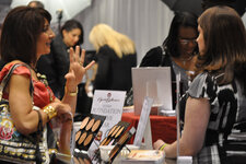 Working with suppliers on the show floor, attendees discovered new products for their retail areas.