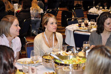The Networking Luncheon gave attendees an opportunity to learn and network from other skin care professionals while enjoying a delicious lunch at the event.