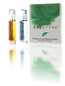 Beauty Secrets Epilfree Facial, Intimate Care and Body Care