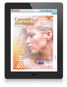 Cosmetics & Toiletries Magazine iPad App