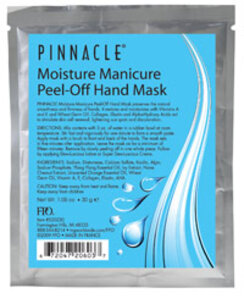 Pinnacle Moisture Manicure Peel-Off Hand Mask