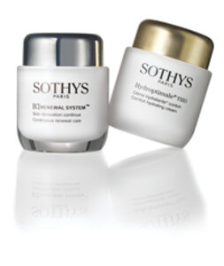 Sothys Continuous Renewal & Optimal Hydration Duo