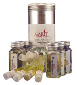 Amrit Organic Cultural Essential Oil Collections