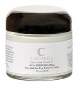 Universal Companies Control Corrective Skincare's High Performance Anti-Wrinkle Eye and Neck Cream