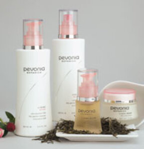 The RS2 rosacea line from Pevonia Skincare