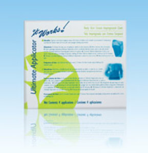 Nancy Regan Targeted Body Wrap Applicator