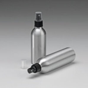 Qosmedix Recyclable Aluminum Spray Bottles