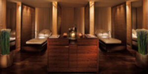 spa treatment room at Peninsula Tokyo
