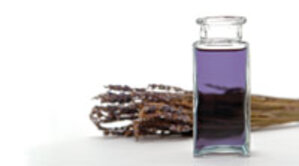 lavender essential oil for the spa