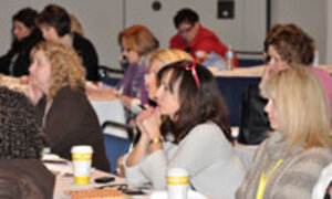 spa professionals attending Advanced Education Conference Program