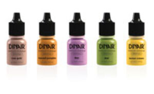Dinair Airbrush Makeup Spring/Summer Colors