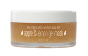Szép Élet ilike organic skin care's Apple & Lemon Gel Mask