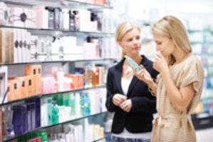 professional skin care retail