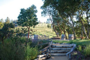 An evening networking event will be held at Vine Hill Winery in the Santa Cruz Mountains.