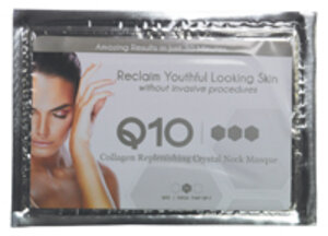 The Beecher Group Q10 Collagen Replenishing Crystal Facial Masque