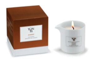 Yon-Ka Pariss Ambre Soothing Massage Oil Candle