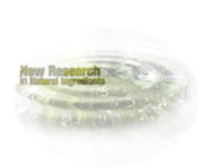 New Research in Natural Ingredients