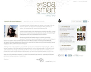 Creative Spa Concepts Get Spa Smart