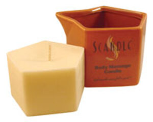 Scandle Shimmering Lotion Refill Candles