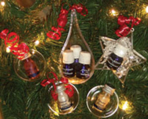 Skin Blends Designs in the Christmas Ornament Collection