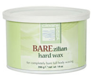 Clean + Easy Barezilian Wax