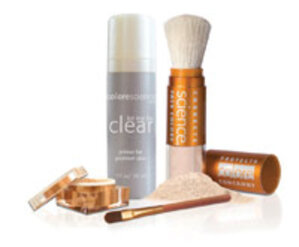 Colorescience Pro Clear Collection