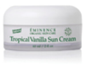 Eminence Organic Skin Care Tropical Vanilla Sun Cream