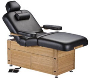Living Earth Crafts Pro Salon Bamboo spa treatment table