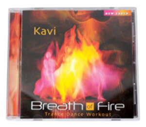 New Earth Records Breath of Fire Trance Dance Workout