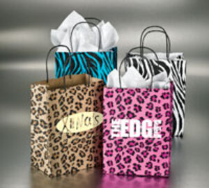 Action Bag Company Animal Print Bags