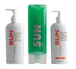 Sun Laboratoriess Ultra Dark Self Tanning Lotion Set
