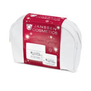 Janssen Cosmetics Limited-Edition Christmas Cosmetic Bag